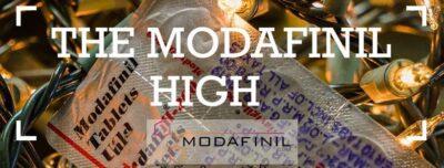 Modafinil High